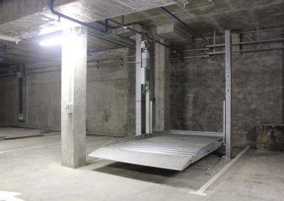 Компактные парковки. Юит Урал