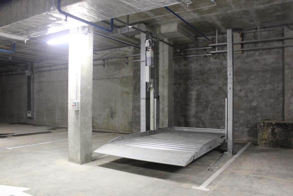 Компактные парковки