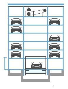 Башенный паркинг
