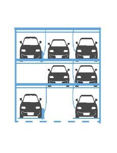 Пазловый паркинг