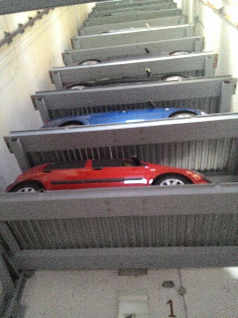 Высотная парковка