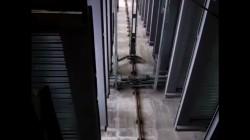Механизированная парковка Башенного типа