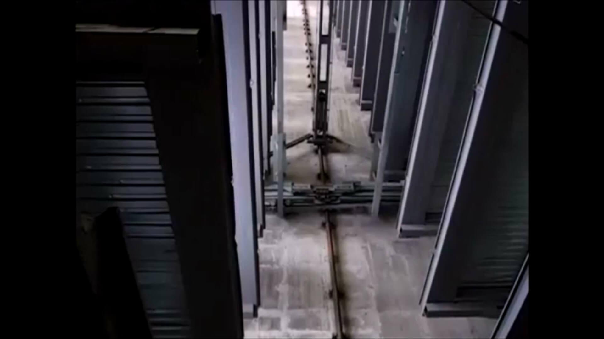 Башенная парковка МАС-М100