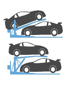 Парковочный подъемник